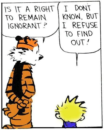 calvin-remain-ignorant