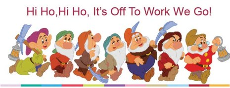 Seven-Dwarfs-off-to-work